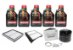 Kit De Filtros Subaru Wrx 2.0 2.5 Com Óleo Motul 8100 5w40 Sintético - Imagem 1