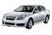Kit De Filtros Subaru Legacy 2.0 2.5 com Óleo Motul 8100 X-cess 5W40 Sintético - Imagem 3