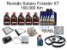 Kit Revisão Subaru Forester 2.0 2.5 XT 100 Mil Km Com Óleo Motul 6100 Syn-nergy 5W30 Sintético - Imagem 1