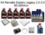 Kit Revisão Subaru Legacy 2.0 2.5 60 Mil Km Com Óleo Motul 6100 Syn-nergy 5W30 Sintético - Imagem 1