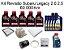 Kit Revisão Subaru Legacy 2.0 2.5 60 Mil Km Com Óleo Motul 4100 Turbolight 10W40 Semi-Sintético - Imagem 1