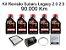 Kit Revisão Subaru Legacy 2.0 2.5 90 Mil Km Com Óleo Motul 6100 Syn-nergy 5W30 Sintético - Imagem 1