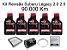 Kit Revisão Subaru Legacy 2.0 2.5 90 Mil Km Com Óleo Motul 4100 Turbolight 10W40 Semi-Sintético - Imagem 1