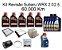 Kit Revisão Subaru Wrx 2.0 2.5 60 Mil Km Com Óleo Motul 6100 Syn-nergy 5W30 Sintético - Imagem 1