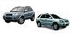 Jogo Pastilhas Freio Traseiro Hyundai Tucson Sonata Elantra Santa Fé Kia Sportage Carens Magentis - Imagem 6