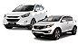 Jogo Pastilhas Freio Dianteiro Hyundai Tucson 2.0 Ix35 2.0 Sonata 2.4 Kia Sportage 2.0 Carens Cerato - Imagem 2