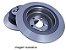 Par De Discos De Freio Traseiro Subaru Legacy 2.5 Outback 2.5 3.0 - Imagem 1