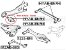 Kit Buchas Da Suspensão Traseira Hyundai Ix35 2.0 Kia Sportage 2.0 - Imagem 2