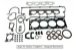 Jogo De Juntas Do Motor Completo Hyundai I30 2.0 Tucson 2.0 - Imagem 1