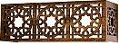 ARANDELA HORIZONTAL STAR ACCORD 4024 - Imagem 1
