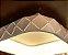 PLAFON OTTO QUADRADO SOBREPOR COM LED 2700K BIVOLT - Imagem 2