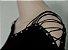 Blusinha com amarração nos ombros Death (Logo Antigo) - Imagem 3