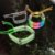 Kit de pulseiras cores vibrantes - Imagem 2