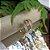 Argola tubo fios coloridos - Imagem 2