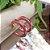 Argola fio pink  - Imagem 1