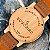 Relógio de Bambu Elegance - Imagem 5