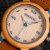 Relógio de Bambu Elegance - Imagem 1