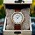Relógio de Bambu Elegance - Imagem 4
