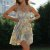 Vestido Curto Floral - Imagem 5