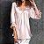 Pijama Feminino Long Cetim - Imagem 3