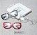 Armação de Óculos de Grau Cristal - Imagem 2
