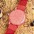 Relógio Feminino de Bambu Pink - Imagem 4