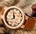 Relógio Feminino de Bambu Yisuya - Imagem 2