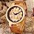 Relógio Feminino de Bambu Yisuya - Imagem 1