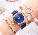 Relógio Feminino Trevo + Pulseiras - Imagem 5