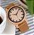 Relógio Feminino de Bambu Brasil - Imagem 2