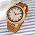 Relógio Feminino de Bambu Brasil - Imagem 1