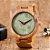 Relógio Feminino de Bambu Panama - Imagem 3