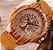 Relógio Feminino de Madeira Vida - Imagem 3