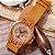 Relógio Feminino de Madeira Vida - Imagem 4