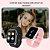 Relógio Eletrônico Smartwatch R3 - Imagem 9