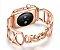 Pulseira em Aço Inoxidável estilo Apple Luxo - Imagem 5