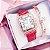 Relógio Feminino Romano + Pulseira - Imagem 5