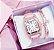 Relógio Feminino Romano + Pulseira - Imagem 3