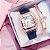 Relógio Feminino Romano + Pulseira - Imagem 1