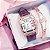 Relógio Feminino Romano + Pulseira - Imagem 4