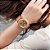Relógio Feminino Bobobird Ouro - Imagem 9