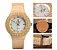 Relógio Feminino Bobobird Ouro - Imagem 5