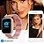 Relógio Eletrônico Smartwatch HOP - Kit com 2 - Imagem 4