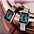 Relógio Eletrônico Smartwatch HOP - Kit com 2 - Imagem 6