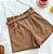 Shorts Feminino Kemsey + Cinto - Imagem 6