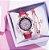 Relógio Feminino Star + Pulseira - Imagem 2