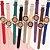 Relógio Feminino Star + Pulseira - Imagem 9