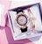 Relógio Feminino Star + Pulseira - Imagem 8