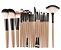 Kit com 18 Pinceis para Maquiagem Maange - Imagem 5