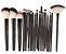 Kit com 18 Pinceis para Maquiagem Maange - Imagem 3